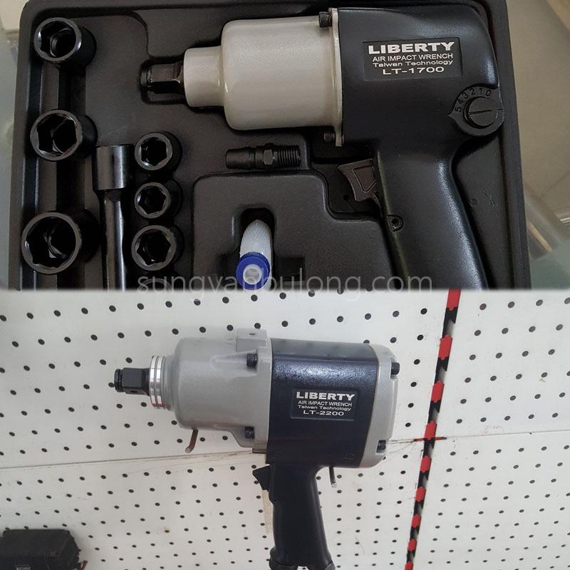 súng bắn ốc sử dụng hơi, súng vặn ốc hơi khí nén, súng bắn ốc xe tay ga