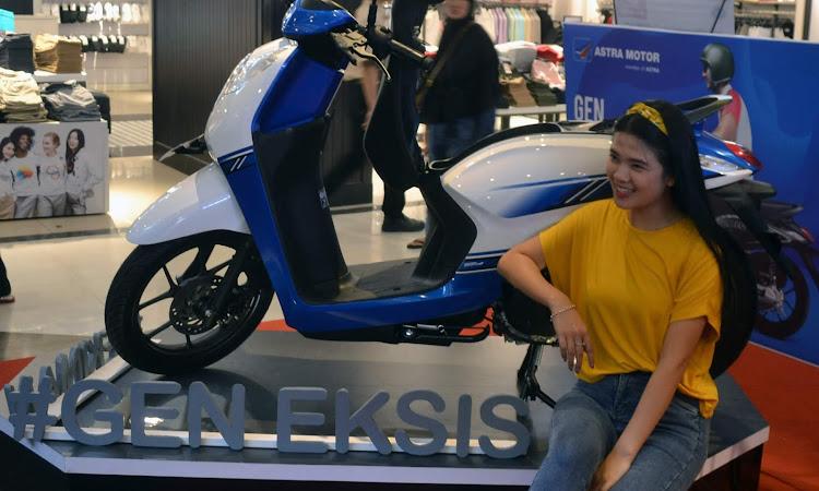 Honda Genio, Motornya Generasi Millenial yang Hobi Jalan-Jalan