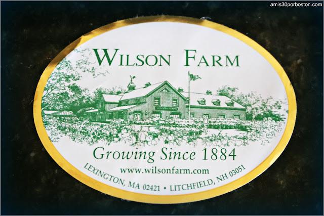 Granjas de Massachusetts: Wilson Farm en Lexington