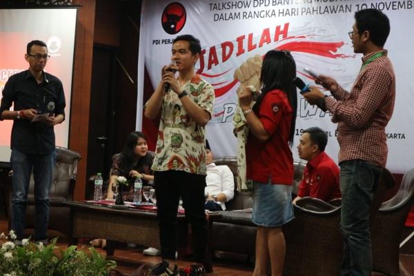 Sempat Ragukan PDIP, Gibran Putra Jokowi: Partai Kok Tua Banget