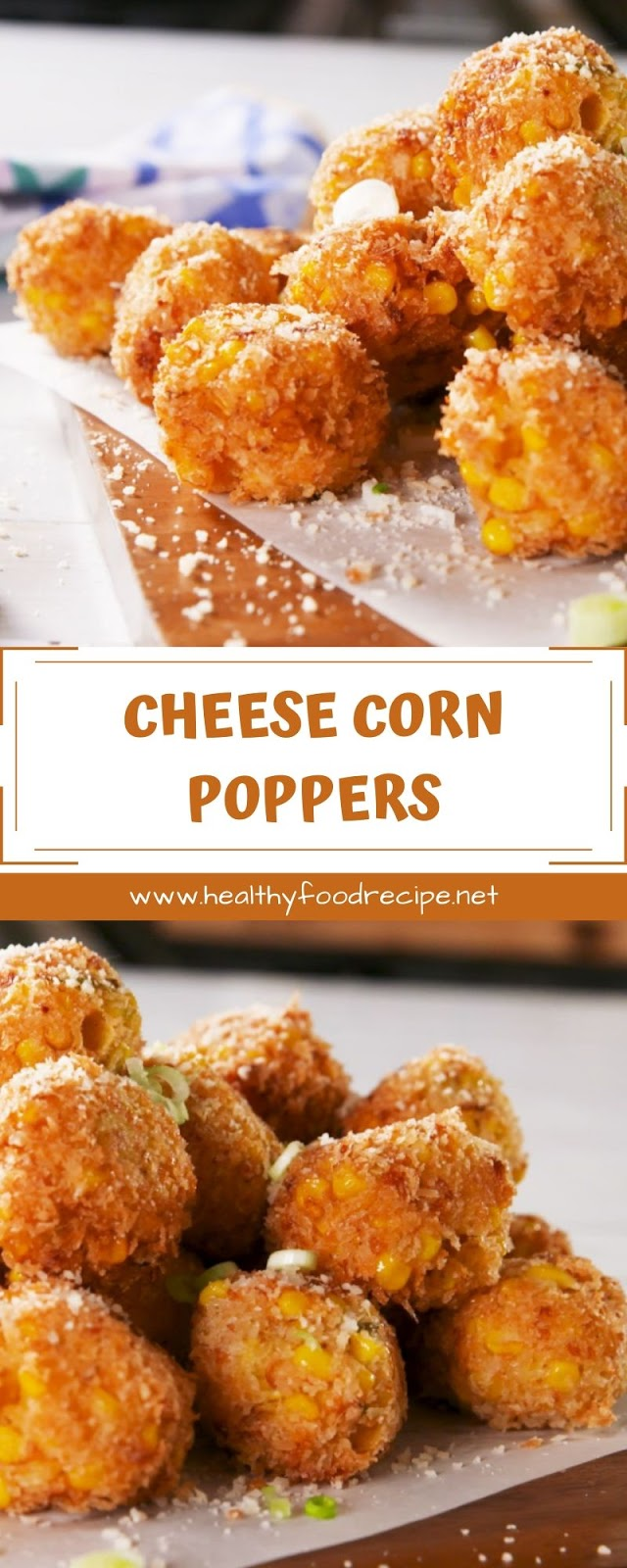 CHEESE CORN POPPERS