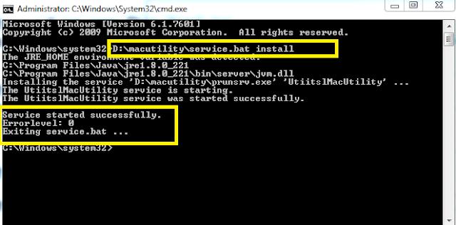uti mac utility software installation