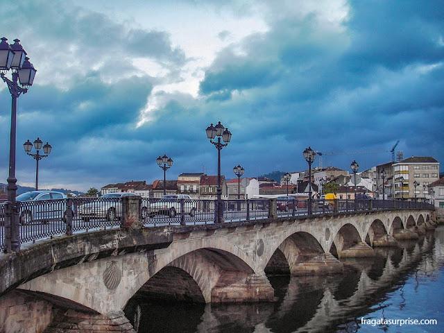 Ponte O Burgo, Pontevedra, Galícia