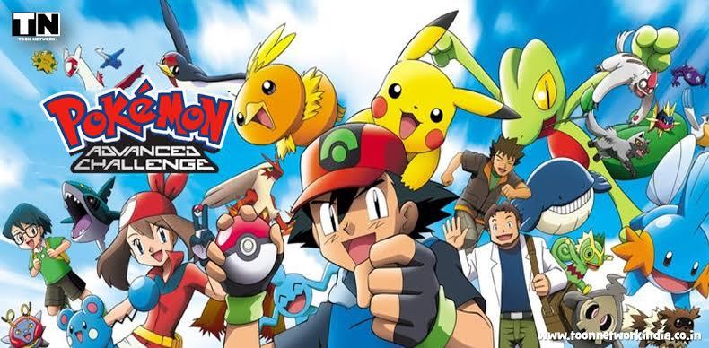 Pokemon Season 07 Advanced Challenge Images In Hd