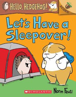 Hello, Hedgehog! Let's Have a Sleepover!
