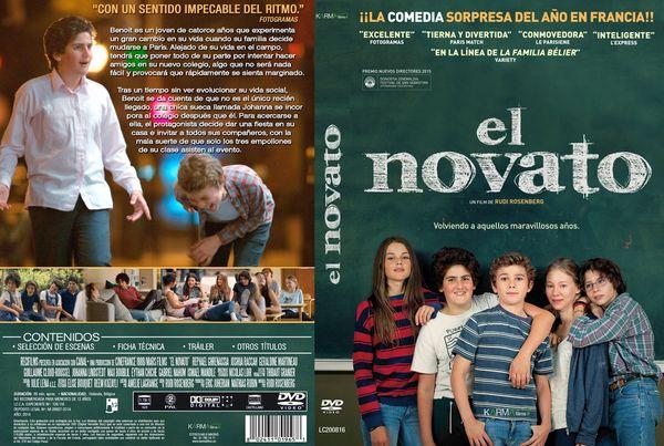 El Novato – Castellano, Francés – DVD9