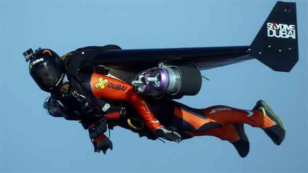 News, World, Gulf, Dubai, Pilot, Death, Accident, Vincent Reffet: French 'Jetman' dies in training accident
