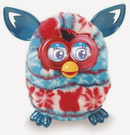 My Memphis Mommy: Furby Boom Purple Houndstooth or Holiday ...