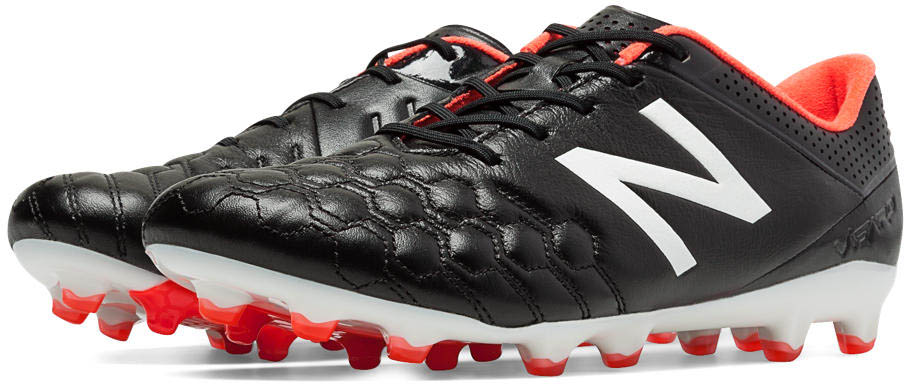 This is the New Balance Visaro Leather Boot launch colorway.
