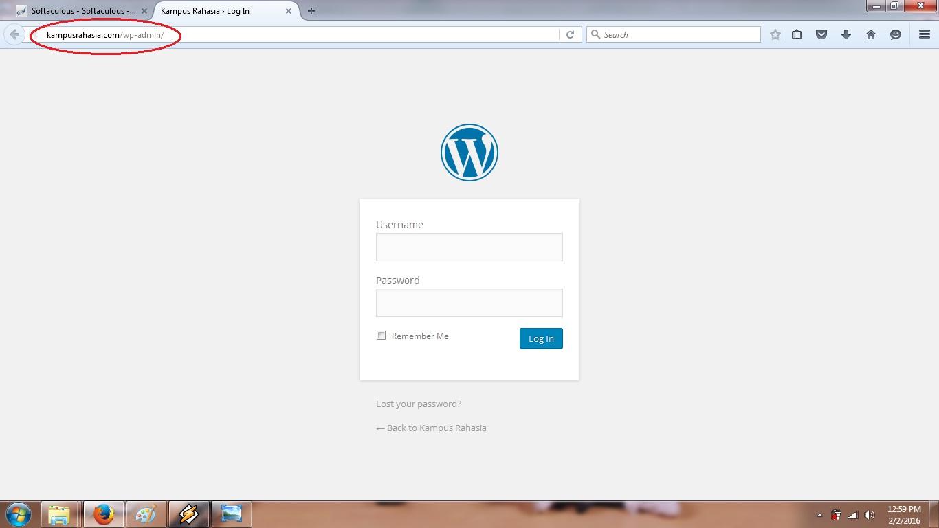 cara, tutorial, blog, website, wordpress, cpanel, hosting, menginstal, hosting, domain