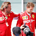 "Sebastian Vettel: ""No siento que haya hecho nada malo"""