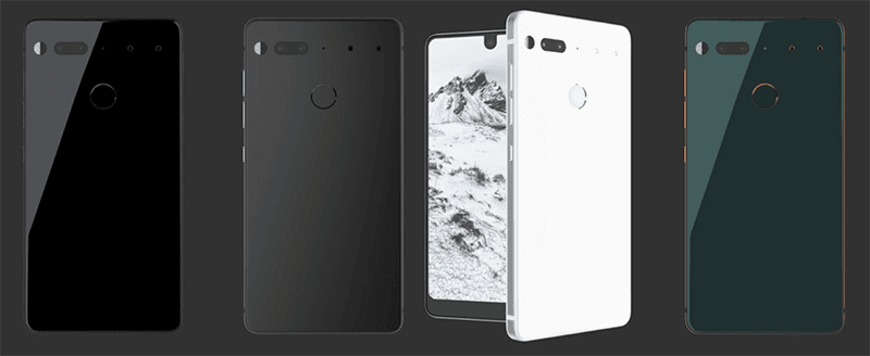 Essential Launches PH-1, A Beast With 5.7 Inch Full Edge To Edge Display