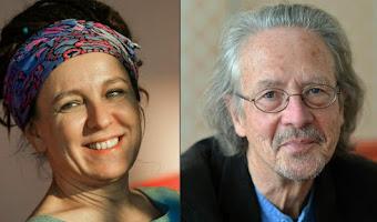 Novelas de los Premios Nobel de Literatura 2018 y 2019