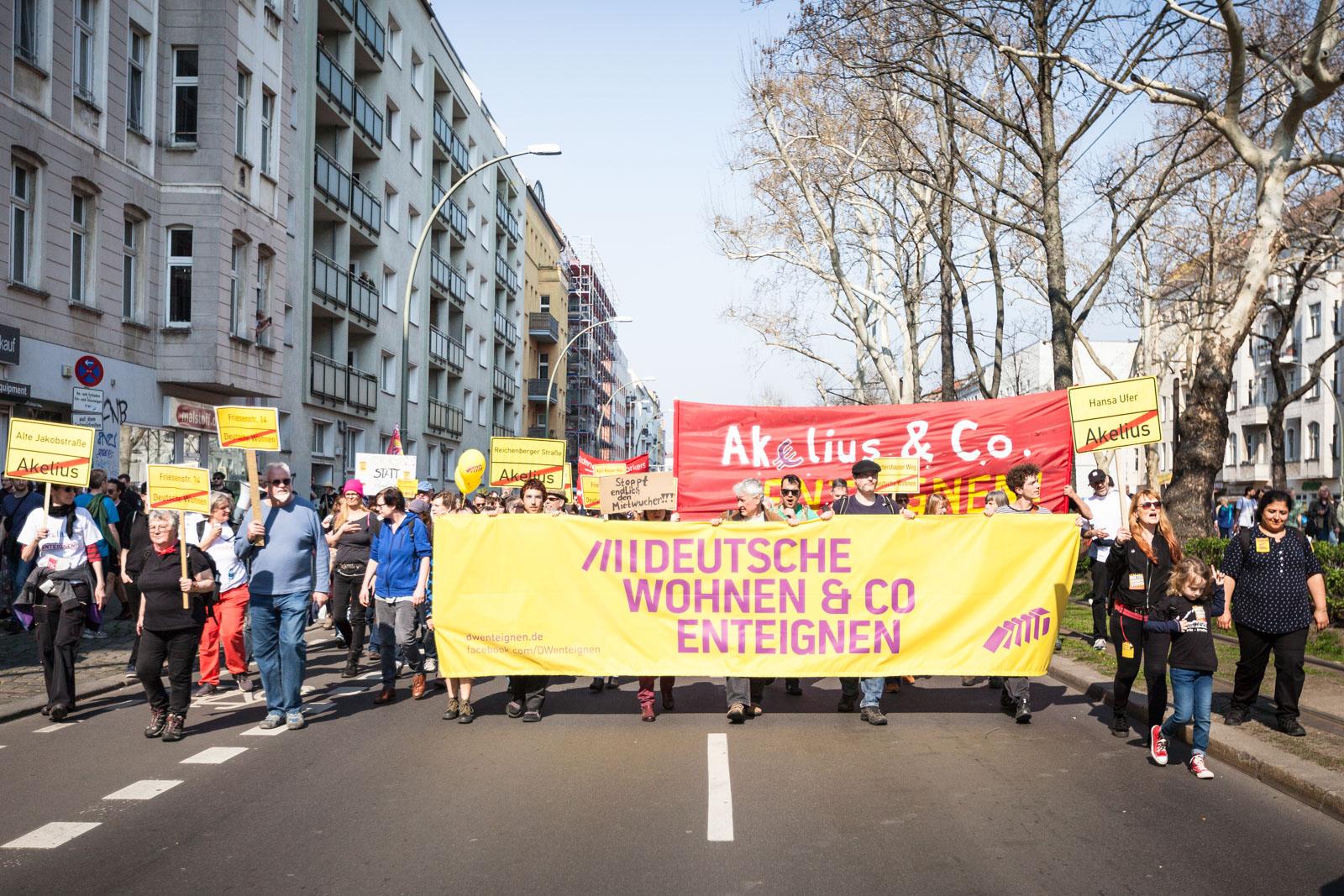 Deutsche Wohnen & Co Enteignen — O CO CHODZI?