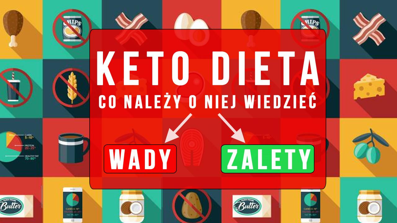 Dieta ketogeniczna - co należy o niej wiedzieć oraz jakie ma wady i zalety?