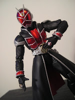 SH Figuarts Kamen Rider Wizard Flame Style 06
