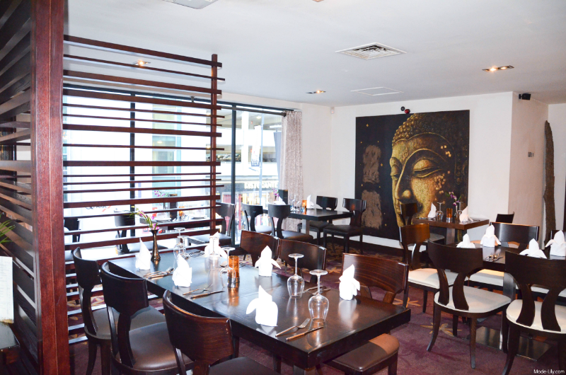 Review Chaophraya Thai Restaurant | Leeds