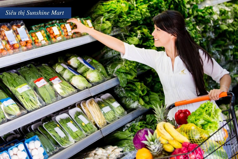 Chuỗi siêu thị tiện ích Sunshine Mart