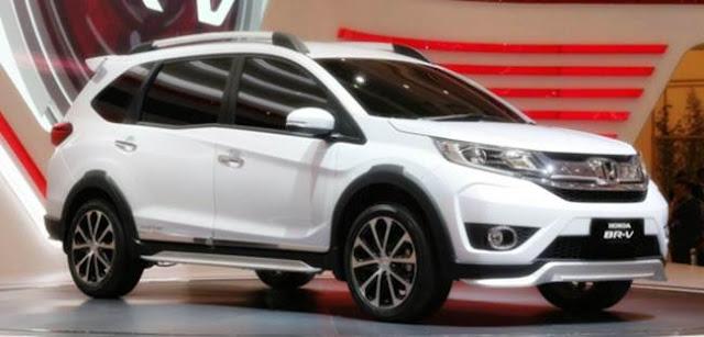 2017 Honda BRV Redesign