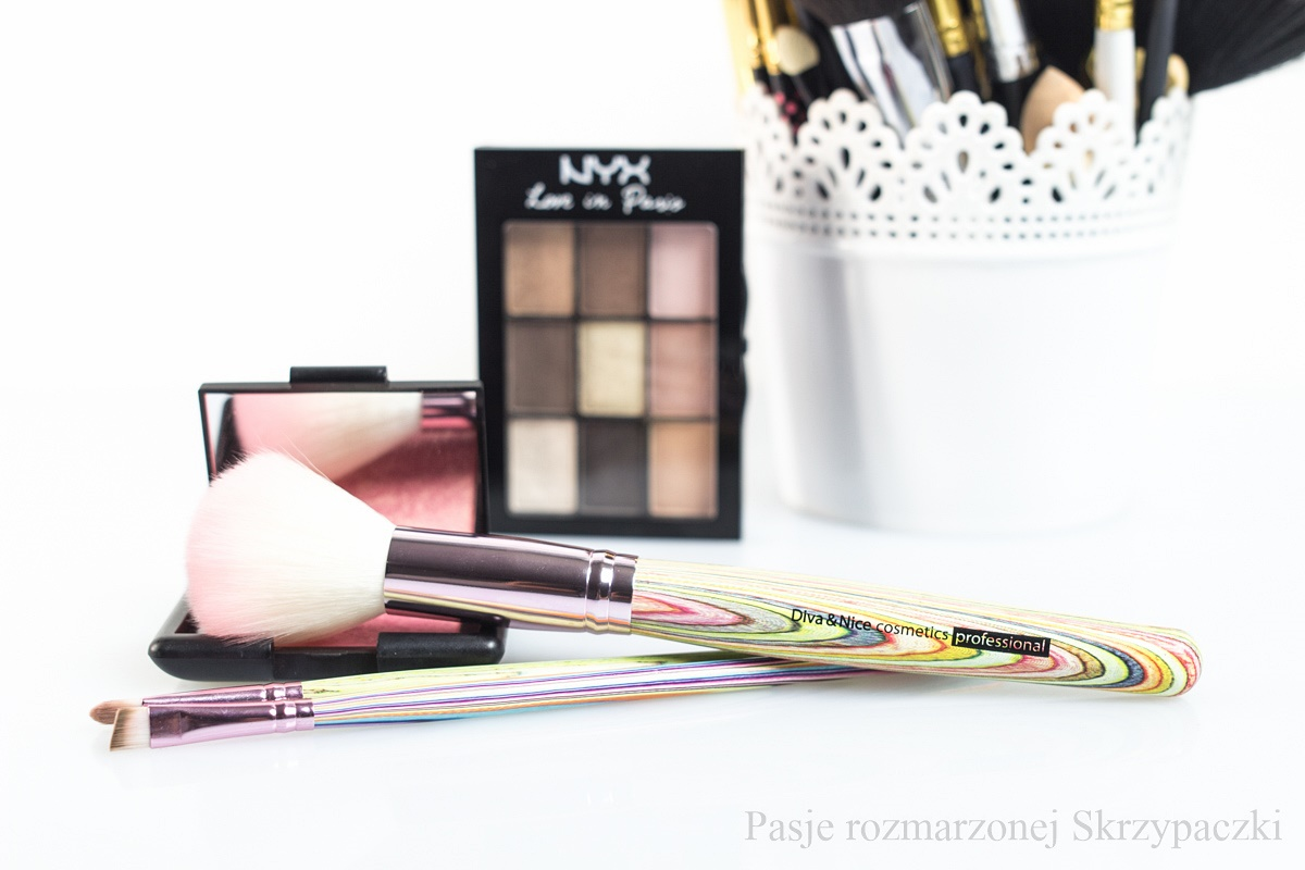 Diva nice cosmetics accessories p dzle do makija u pasje rozmarzonej skrzypaczki - Diva nice cosmetics accessories ...