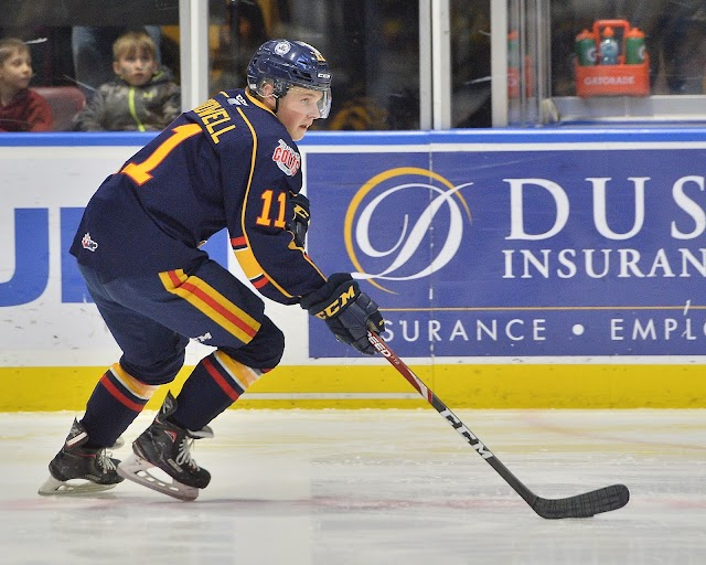 #GrowStronger with Colts Forward Ethan Cardwell (VIDEO)