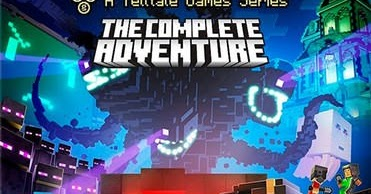 Minecraft Story Mode The Complete Adventure Switch XCI