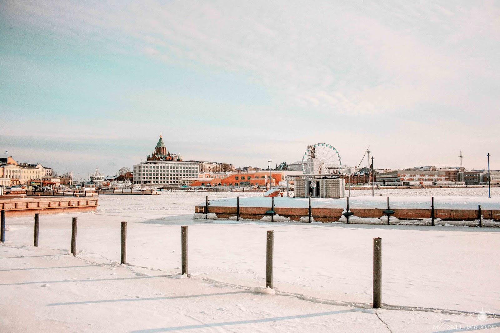 My Travel Background : 2 jours pour découvrir Helsinki, la capitale de la Finlande - Le port