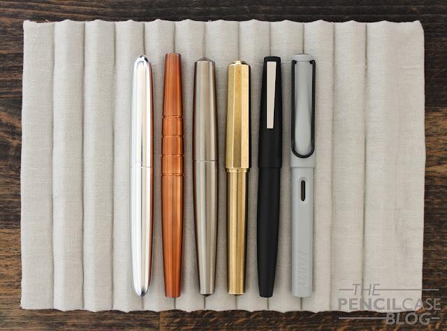 Namisu Ixion fountain pen review
