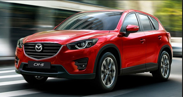 2018 Mazda CX-5 Powertrain