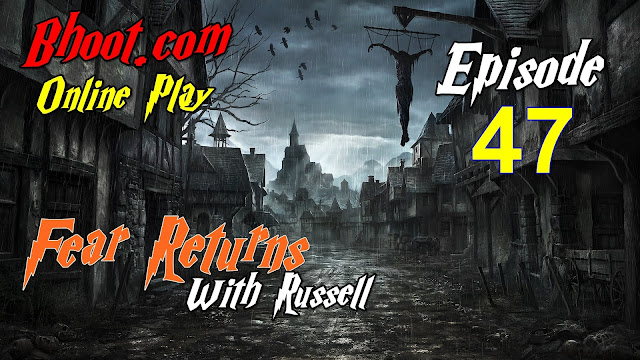 Bhoot.Com by Rj Russell Episode 47 - 1 January, 2021 (01-01-2021) Download
