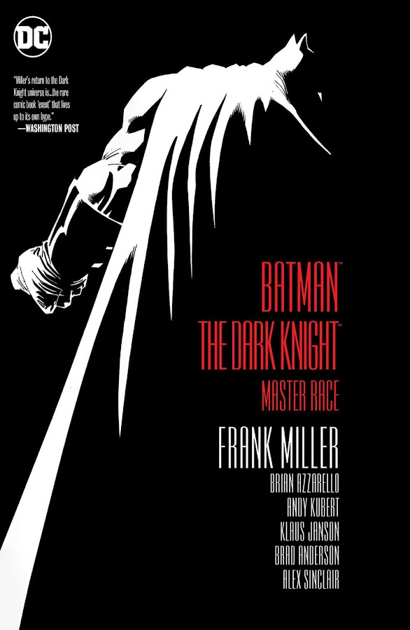 dark knight iii master race comics