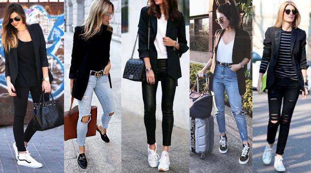 Como Usar: Look Casual Com Blazer