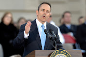 Kentucky Gov. Matt Bevin says bloodshed may be needed to protect conservatism