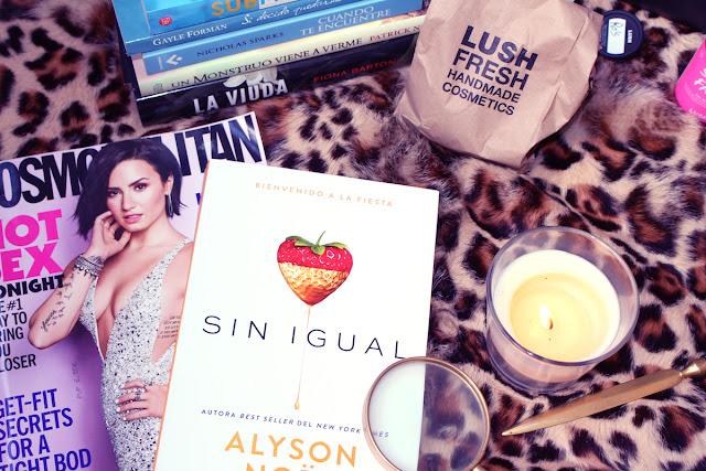 SIN IGUAL - ALYSON NOËL | RESEÑA