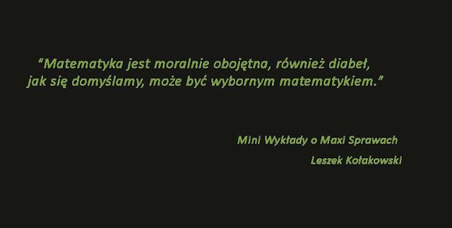Leszek Kołakowski
