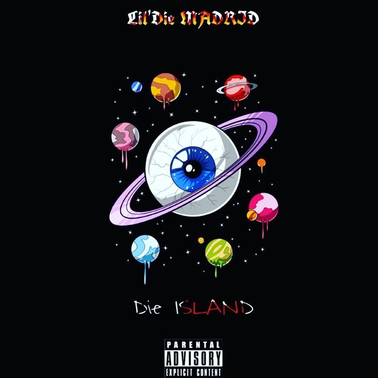 """Photo du cover de Lil'Die """"Die ISLAND"""""""