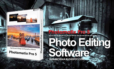PHOTOMATIX PRO 5 (Photo Editing Software)