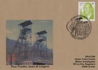 Tarjeta del matasellos de los Humanitarios de Moreda 2001