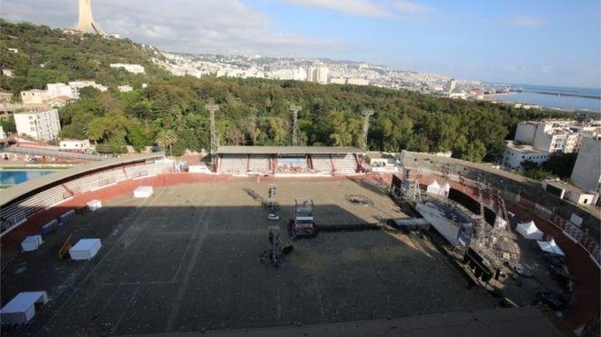 Algeria culture minister quits after concert stampede