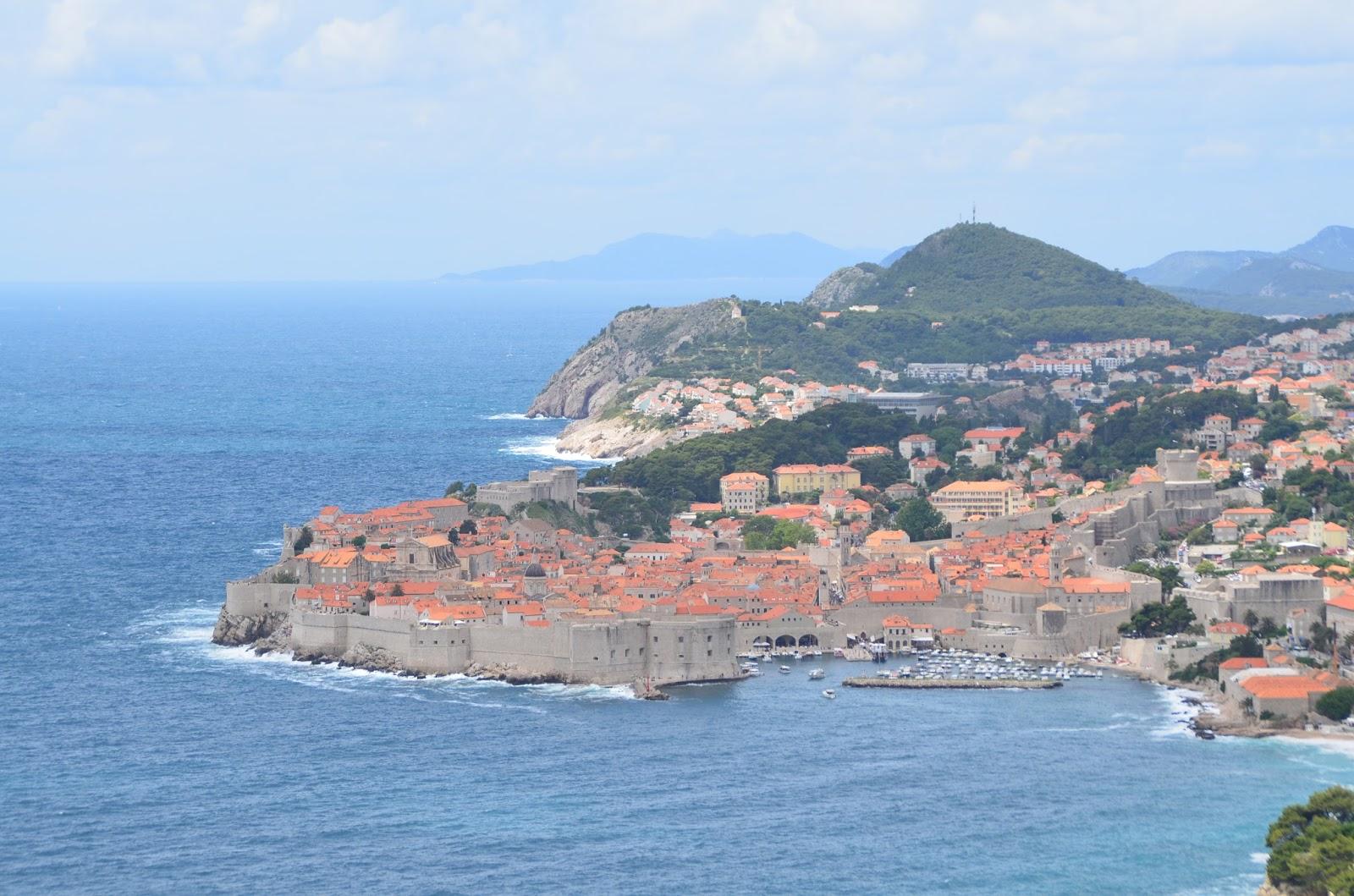 Dubrovnik, Croácia.
