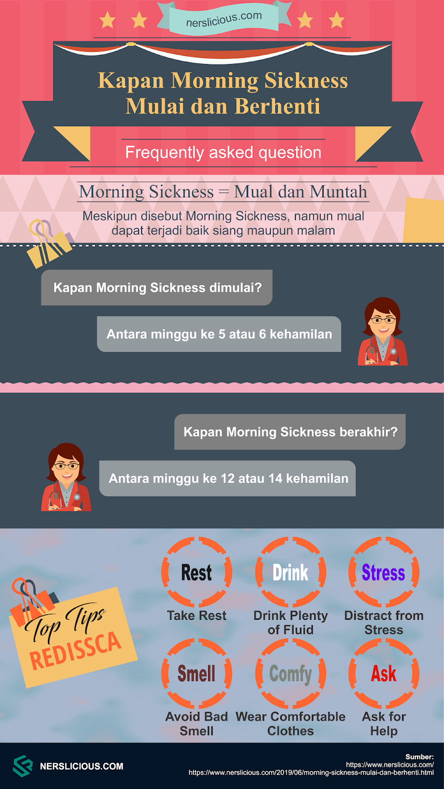 morning sickness berapa lama