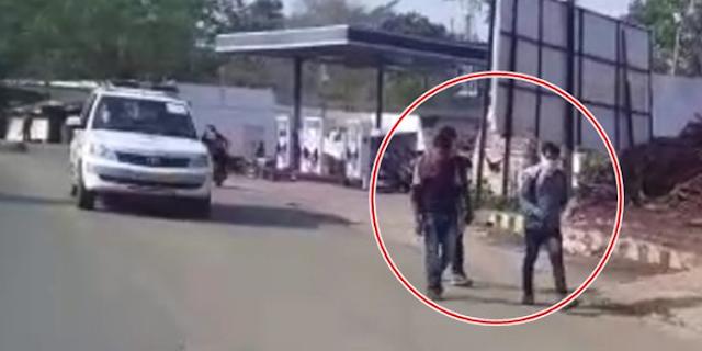बिलासपुर से लगातार 2 दिन पैदल चलकर शहडोल पहुंचे 3 युवक | MP NEWS