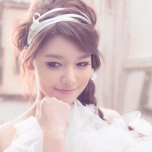 make up box 韓式新娘髮型 korea bridal hairstyle