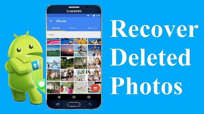 सालों पहले Delete फोटो Recover करें मिनटों में