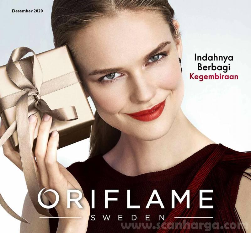 Katalog Oriflame Desember 2020