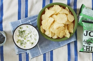 Dill Scallion Dip