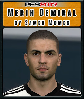PES 2017 Faces Merih Demiral by Sameh Momen