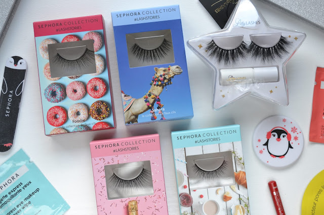 Sephora Collection LashStories