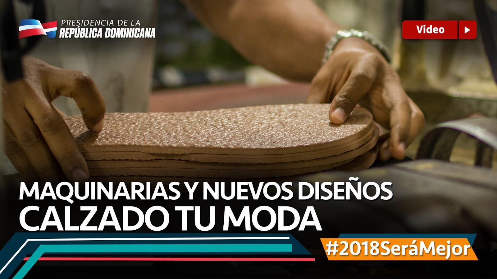 VIDEO: Maquinarias y nuevos diseños. CalzadoTu Moda #2018SeráMejor