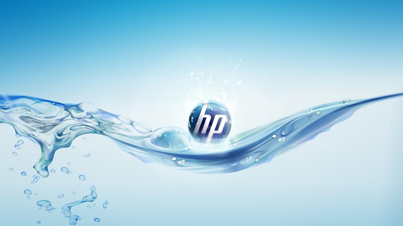 Purpose Building Beautiful Hp Logo Desktop Wallpapers
